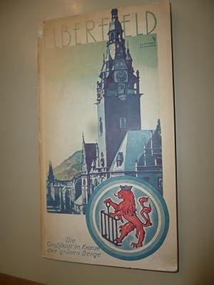 Führer durch Elberfeld.: Städtisches Verkehrsamt Elberfeld (Hg.)