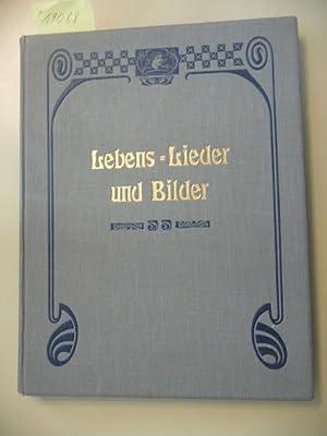 Lebens- Lieder und Bilder. - Lieder-Kreis.: Chamisso, Adelbert von