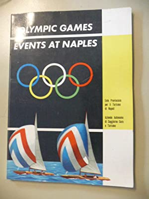 Olympic Games - Events At Neaples.XVIIth Olympic Games, Rome 1960.: ANONYM