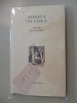 Steeple On A Hill. - Poems.: Cavaliero, Glen