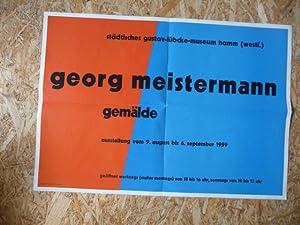 georg meistermann gemälde. städtisches gustav-lübcke-museum hamm (westf.) - ...