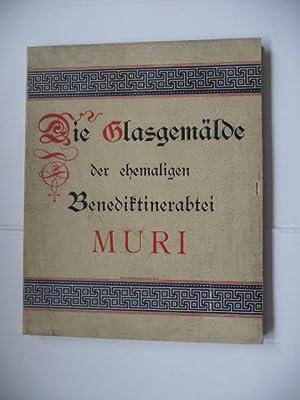 Die Glasgemälde der ehemaligen Benedektinerabtei Muri in der Staatlichen Sammlung in Aarau.: ...