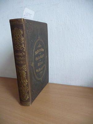 Nathan der Weise. Emilia Galotti. Minna von Barnhelm oder das Soldatenglück.: Lessing, Gotth. ...