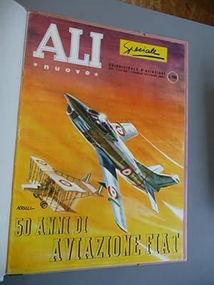 Ali nuove Speciale. Quindicinale D`Aviazione. - 50: Diverse