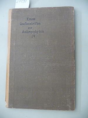 Deutsche Schwankerzählungen des XV. bis XVII. Jahrhunderts.Adrian Wurmfeld von orsoy, August T...