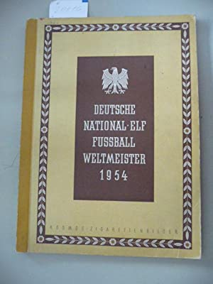 Deutsche National-Elf Fussball Weltmeister 1954: Diverse