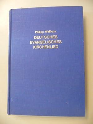 Die Entstehung Und Erste Entwicklung Des Deutschen Evangelischen Kirchenliedes In Musikalischer ...