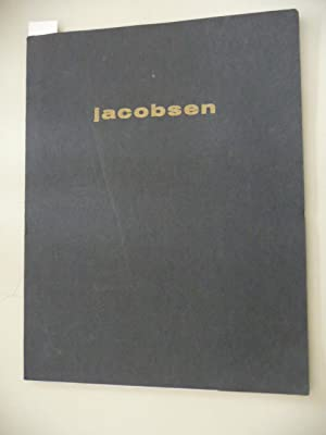 jacobsen - sculptures 1961-1962: Jacobsen