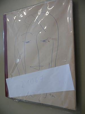 Frauenköpfe - 30 Kopfstudien von H.Fleischer. Texte von G.B. Seidel: Seidel, G.B