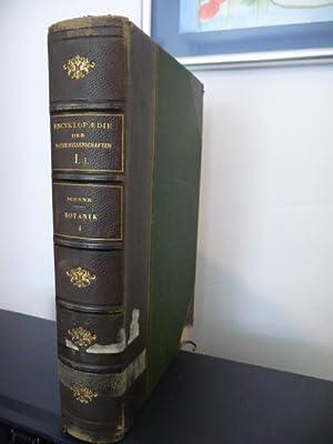 Handbuch der Botanik - Vierter Band: Schenk, Dr. A. (Hg.)