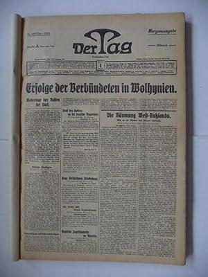 Der Tag - Nachrichten-Teil, Morgenausgabe - Ausgabe A , 1. bis 30. September 1915: Diverse