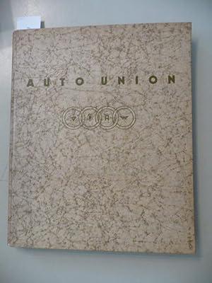 Auto Union A-G.: Krause, Ionny