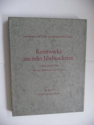 Kunstwerke aus zehn Jahrhunderten - Sechzig farbige Tafeln: Pieper (Einführung), Paul