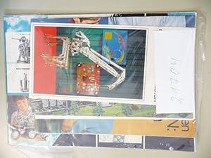 TRIX - Ein Traum geht in Erfüllung - 5 Kataloge bzw. Werbe-Faltblätter: Diverse