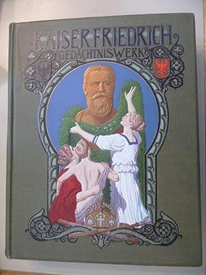 Kaiser Friedrich Gedächtniswerk: Müller-Bohn, Hermann