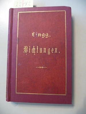 Dunkle Gewalten - Epische Dichtungen: Lingg, Hermann