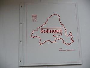 Deutsche Grundkarte 1 : 5000 - Luftbildkarte SOLINGEN - Die Luftbildkarten von Solingen im Ma&szlig...