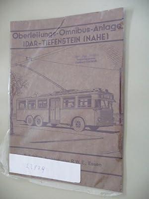 Oberleitungs-Omnibusanlage Idar-Tiefenstein (Nahe): Schiffer, A.