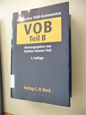 Vergabe- und Vertragsordnung für Bauleistungen Teil B : Allgemeine Vertragsbedingungen fü...