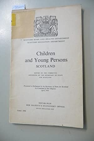 Children and Young People in Scotland - Apr. 1964 (Cmnd 2306): Diverse
