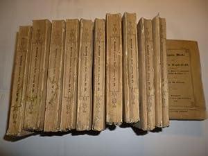 Gesammelte Werke von 17. bis 61. Lieferung (11 Bücher): Charles Sealsfield