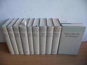 Moby Dick oder Der Wal. Edition Weltliteratur + 9 weitere Ausgaben der Reihe, siehen unten (10 B&...