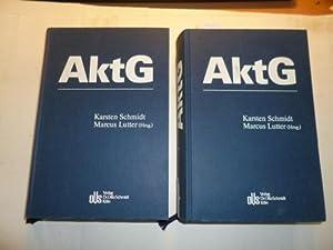 Aktiengesetz: Kommentar: 2 Bände - 1.Band : §§ 1-149 u. 2. Band : §§ 150-...