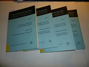 Das Gegengewichtsprinzip in der Wirtschaftsordnung Teil: 1.: Wirtschaftliche Macht und Wettbewerb +...