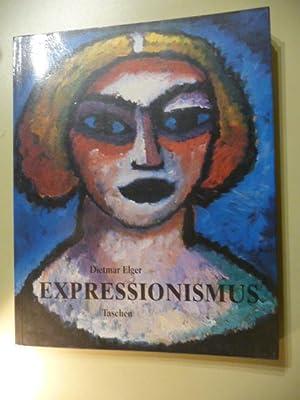 Expressionismus : eine deutsche Kunstrevolution + Konvolut Taschen Künstbücher 64 x (65 B...