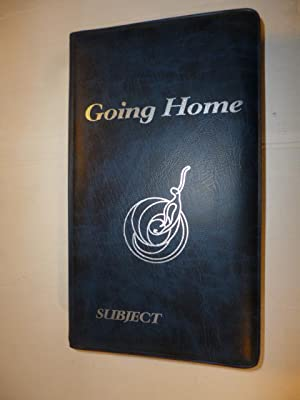 Going Home - Subject: Diverse