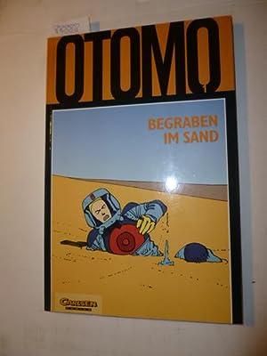 Begraben am Sand und andere Science-Fiction-Storys: Katsuhiro Otomo