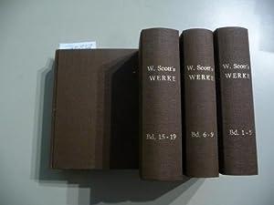 Walter Scott s sämmtliche Werke - Erzählungen: Scott, Walter