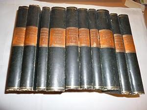 Lehrbuch Der Kirchengeschichte : Band 1a+1b + Band 2a+2b+2c+2d + Band 3a+3b + Band 4 + Band 5 (10 B...
