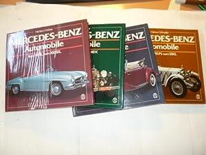 Mercedes-Benz Automobile Band 1: Vom 28/95 PS: Schrader, Halwart