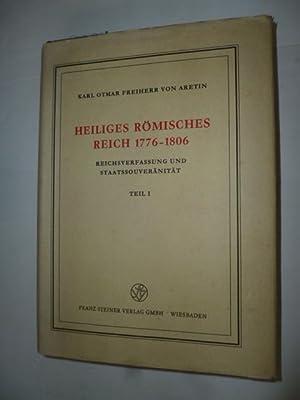 Heiliges Römisches Reich 1776 - 1806 Reichsverfassung und Staatssouveränität - Teil ...