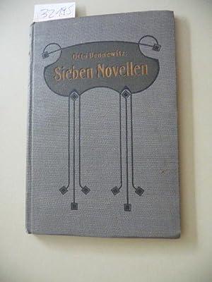 Sieben Novellen: Otto Dennewitz