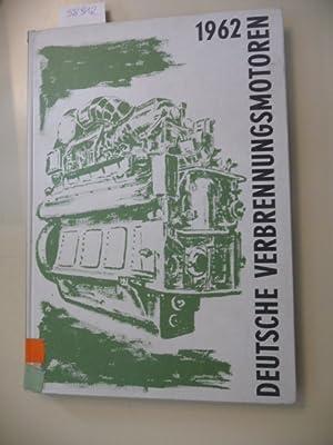 Deutsche Verbrennungsmotoren. German internal combustion engines. Moteurs a combustion interne ...