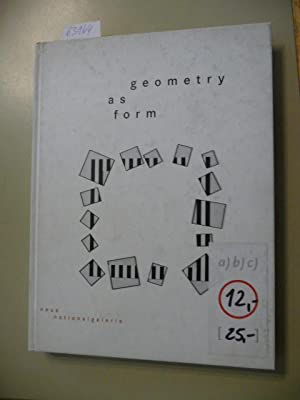 Geometrie als Gestalt (Geometry as form) : Jacobi, Fritz ;
