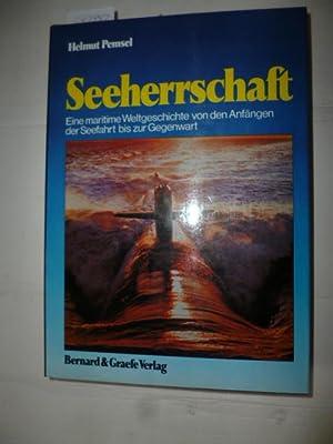 Seeherrschaft. Eine maritime Weltgeschichte von den Anfängen: Pemsel, Helmut