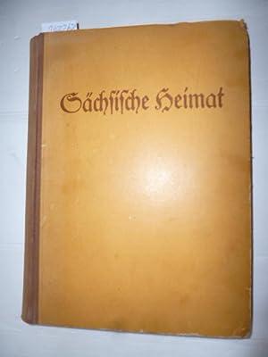 Sächsische Heimat, 7. Jahrgang - Jahrbuch für volkstümliche Kunst und Wissenschaft ...