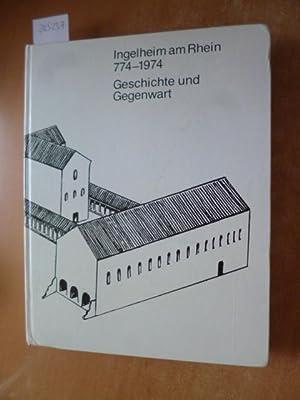 Ingelheim am Rhein 774 - 1974. Geschichte: Lachenal, Francois und