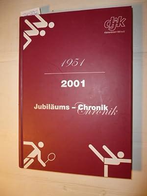 1951 -2001 - Jubiläums Chronik DJK Kleinenbroich: Hubert Hteissen (Textred.)