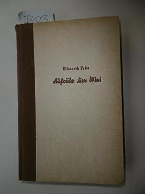 Aufruhr um Wini: Fries, Elisabeth