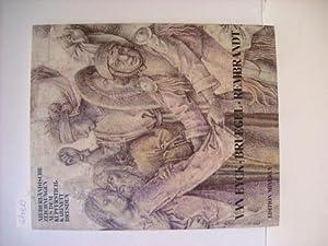 Van Eyck, Bruegel, Rembrandt : niederländische Zeichnungen: Eyck, Jan van