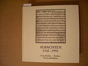 Albachten 1142 - 1992. Geschichte, Kultur, Gemeindeleben.: Töns, Ulrich, Norbert