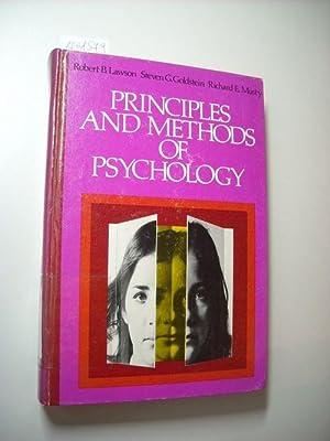 Principles and methods of psychology: Lawson, Robert B.