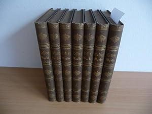 Lessings Werke - 7 Bände komplett: Gotthold Ephraim Lessing