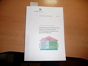Bauforschung für die Praxis ; Bd. 57 Entwicklung eines Bewertungssystems für ö...
