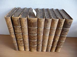Allgemeine Geschichte der christlichen Religion und Kirche von Dr. August Neander - Band 1 bis 9 (9...