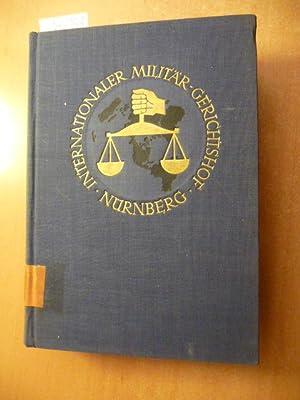 Der Prozess gegen die Hauptkriegsverbrecher vor dem Internationalen Militärgerichtshof. N&uuml...